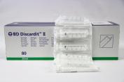 20Ml Discardit Syringe X 80