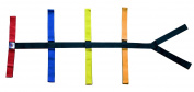 Nutwell Spider Strap, Adjustable, Multi Coloured