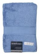 Sheridan S1HBTS737 91 x 167 cm Towels 1 Egyptian Luxury Towel Sheet Towel, Atlantic