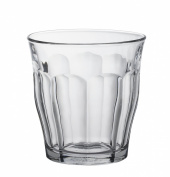 Duralex 31 cl Picardie Tumbler, Pack of 6, Clear Glass