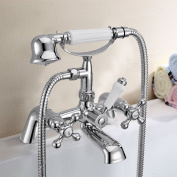 STAFFORD TRADITIONAL CLASSIC BATHROOM BATH SHOWER MIXER VICTORIAN VICTORIA