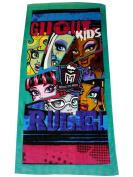 Monster High Ghoul Kids Rule Towel