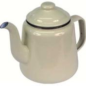 Falcon Enamel 14cm Teapot Cream