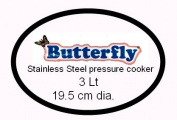 Butterfly Stainless Steel Pressure Cooker Gasket