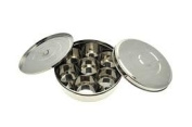 Neelam Stainless Steel Spice Tin / Masala Dabba (With FREE Spoon) Best Quality On Line