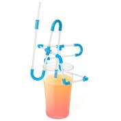 DIY Novelty Fun Party Straws Make Construct & Build A Flexible Drinking Game