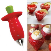 Strawberry Stem Remover/Fruit Corer Tool