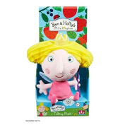 Ben and Holly's Little Kingdom - 18cm Talking Soft Doll Holly