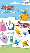 Adventure Time Mathematic Temporary Transfer Tattoos