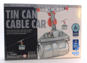 Great Gizmos 4M Tin Can Cable Car