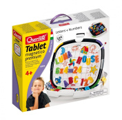 Quercetti Tablet Magnetico Premium Letter and Number Set