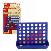 Four In a Line - Connect 4 Travel Game