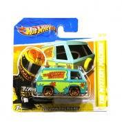 Hotwheels Diecast Car Hot Wheels '12 The Mystery Machine #38