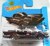 Hot Wheels 2014 HW City TV SERIES BATMOBILE 65/250