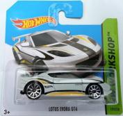 Hot Wheels 2014 HW Workshop LOTUS EVORA GT4 193/250
