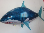 Air Swimmer Remote Control Inflatable Flying Shark. Toy, Remote, Electrc, Motion, Infrared