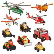 Disney Planes Fire & Rescue Deluxe Figure Set