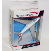Aviation toy British Airways Airbus A380 Toy Plane