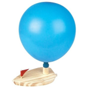 Balloon Powered boat toy