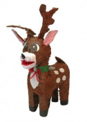 Reindeer Pinata Christmas Party Game