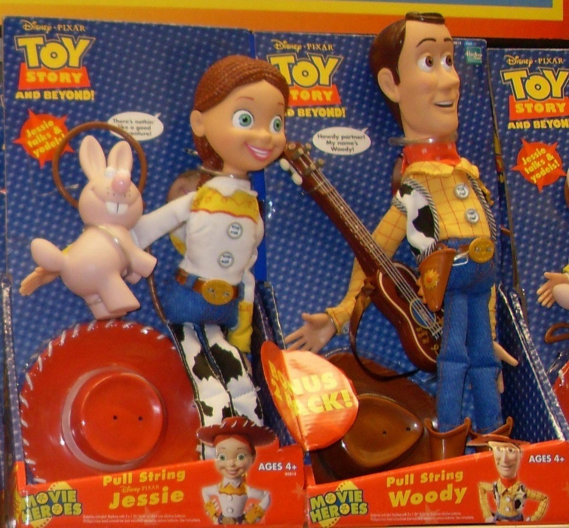 e1ac6d18b Pull String Woody Doll Toys Toys: Buy Online from Fishpond.com.au