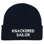 Nauticalia Beanie Hat - Knackered Sailor