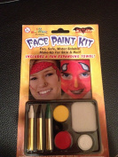 Party Halloween Face Painting Kit
