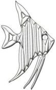 Angel Fish Bevel Cluster