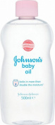 Johnson's Baby Oil (500ml)