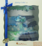 Create-A-Gift Tie Dye Cake Gift Set, Boy