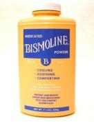 Bismoline Medicated Powder, 210ml Bottle