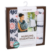 Bebe au Lait Premium Cotton Nursing Essentials Set, Monroe
