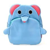 Children Kids Kindergarten Backpack Shoulders School Bag Cute Elephant Shape