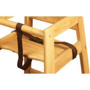 Wooden High Chair Replacement Straps Set