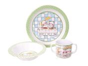 Vera Bradley Baby Dish Set