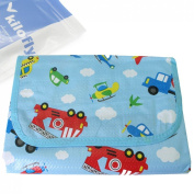 KF Baby Feeding & Play Mat - Cars & Planes