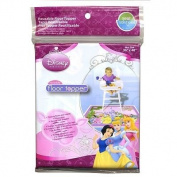 Amazing Disney Princess Floor Topper Reusable Mat by Hamco baby gift idea