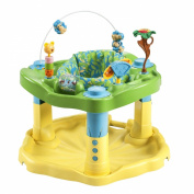 Evenflo ExerSaucer Bounce and Learn Activity Centre Zoo Friends