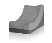 Nook Sleep Systems Misty Grey Pebble Lounger