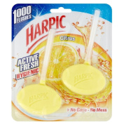 Harpic Active Fresh Hygienic Citrus Fresh