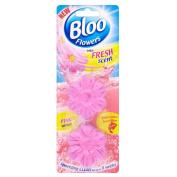 Bloo Cistern Blocks Pink Flowers