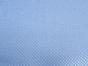 SyFabrics sports football jersey mesh fabric 150cm wide Carolina Blue
