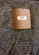Thro By Marlo Lorenz 130cm x 150cm Colleen Ruffle Cut Faux Fur Throw - Frosts Grey