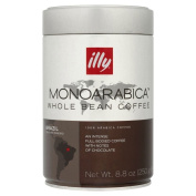 Illy Monoarabica Whole Bean Coffee Brazil