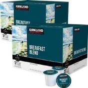 Kirkland Breakfast Blend Single-cup Coffee for Keurig K-cup Brewers, 50 Count