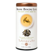 The Republic Of Tea Organic Usda Dancing Leaves Green Full-Leaf Tea, 100mls / 50-60 Cups