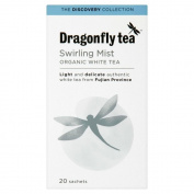 Dragonfly Tea Organic Swirling Mist White Tea