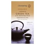 Clearspring Organic Japanese Green Tea