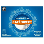 Cafédirect Fairtrade Decaffeinated Hand-Picked Tea