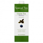 Special Tea Green Tea Blueberry